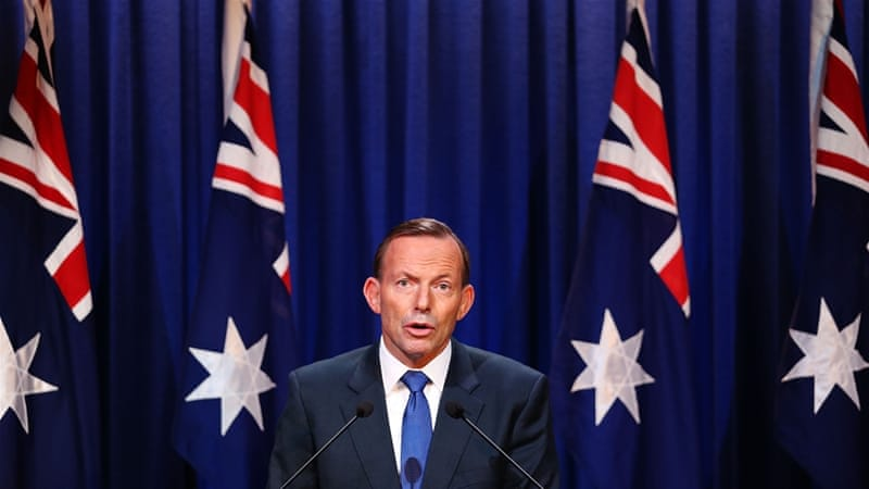 PM Abbott said ice use in Australia has doubled in 12 months [Getty Images]