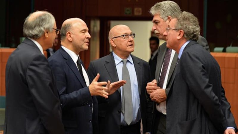 19 Eurozone finance ministers consider the reforms submitted by Greece as a 'valid starting point' [Getty Images]