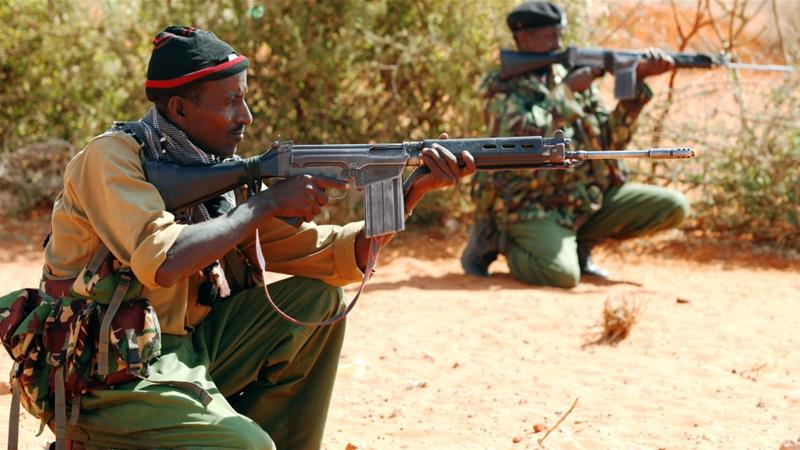 Police officer, two fighters killed in northern Kenya gun battle