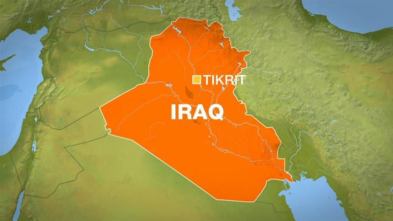 Car bomb blast in Iraq's Tikrit kills five: officials