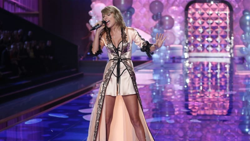 Swift's latest track appeals to the lowest musical or aesthetic denominator, writes LeVine [AP]