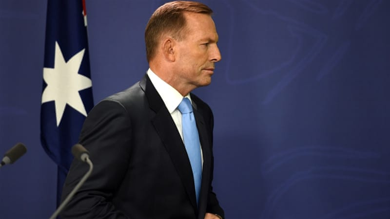 Removing Abbott would need support from more than 51 of the 102 members of the federal Liberal Party [AFP]