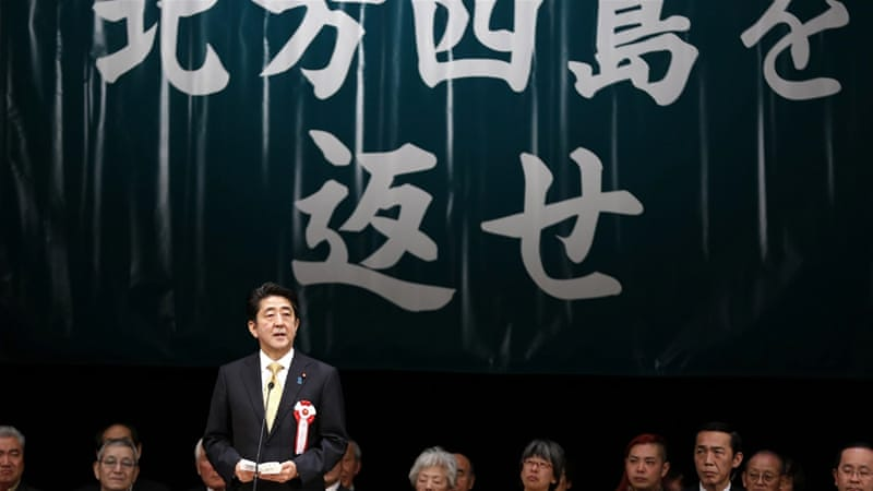 Prime Minister Abe's popularity increased after his handling of the hostage crisis [Reuters]
