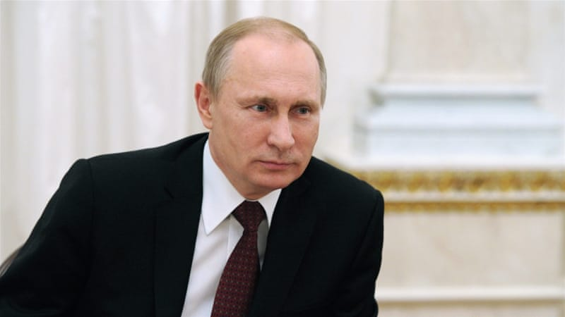Putin's ten days of absence ignited speculations about his whereabouts and his health [EPA]