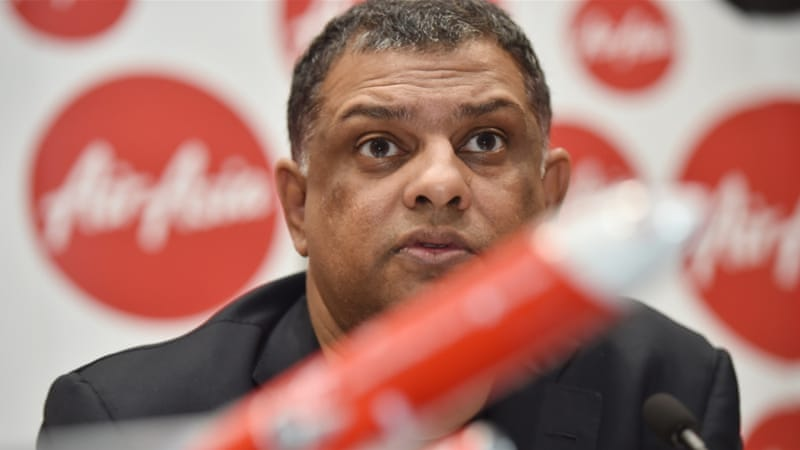 "AirAsia chief said that the operation had been ""successful"" but added that it could not ""go on indefinitely"" [AFP]"