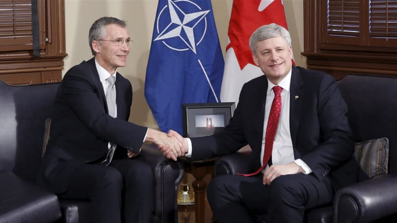 With the extension, Canada will become the second NATO member to strike ISIL targets in Syria [Reuters]