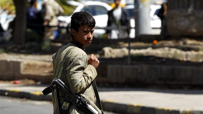 Reports: Yemen's Houthis advance towards Aden
