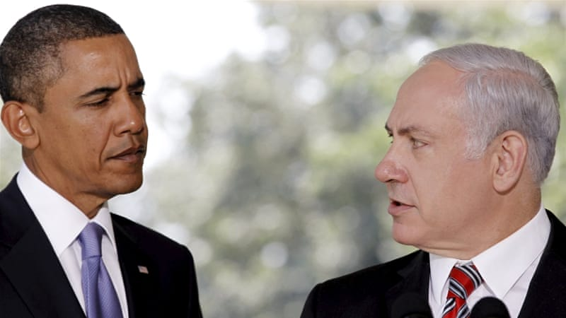 "In a phone conversation with Obama, Netanyahu said that the emerging deal ""would threaten the survival of Israel"" [Reuters]"