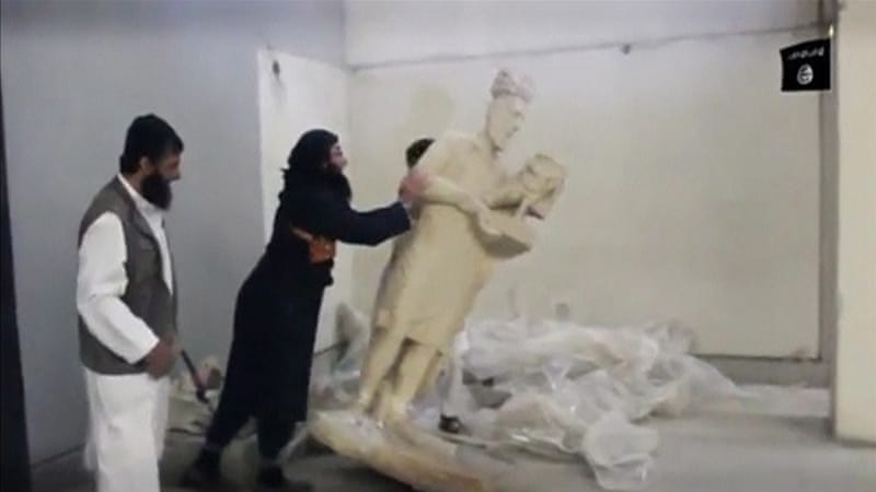 ISIL and the history of destroying history