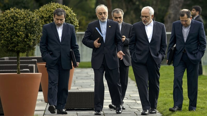 The Iran nuclear deal may well mark the beginning of a new relationship with the US, writes Bell [AP]