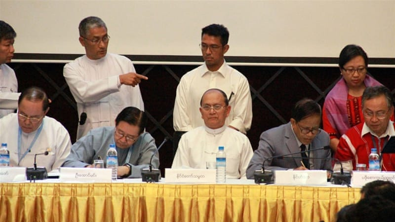Myanmar government and rebels agree on ceasefire draft myanmar the agreement was signed by president thein sein and 16 ethnic groups ap platinumwayz