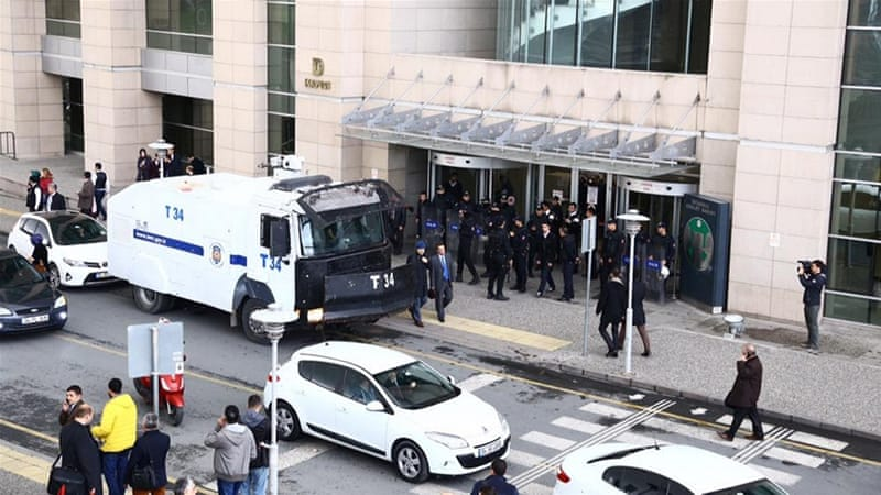 Turkse media staken berichtgeving over gijzeling openbare aanklager
