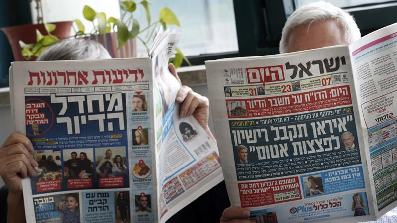Israel elections: The media battle