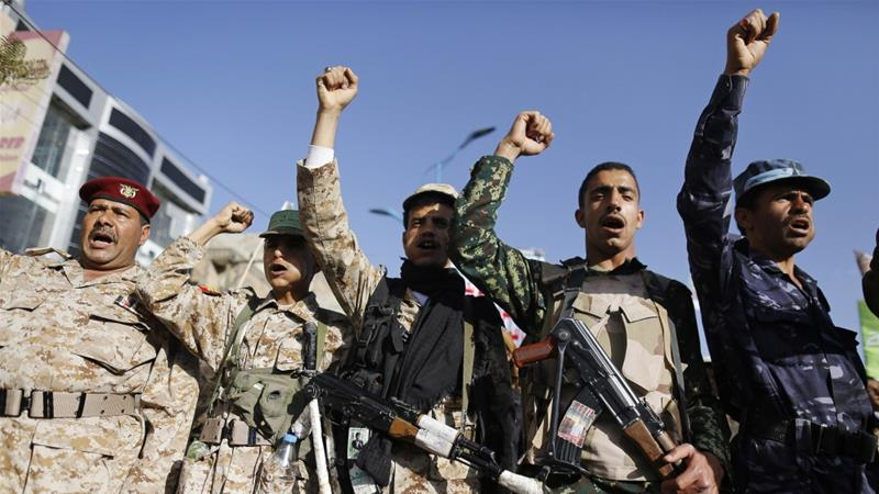The Yemeni capital Sanaa is now under the control of the Shia-back armed rebels [[Reuters]