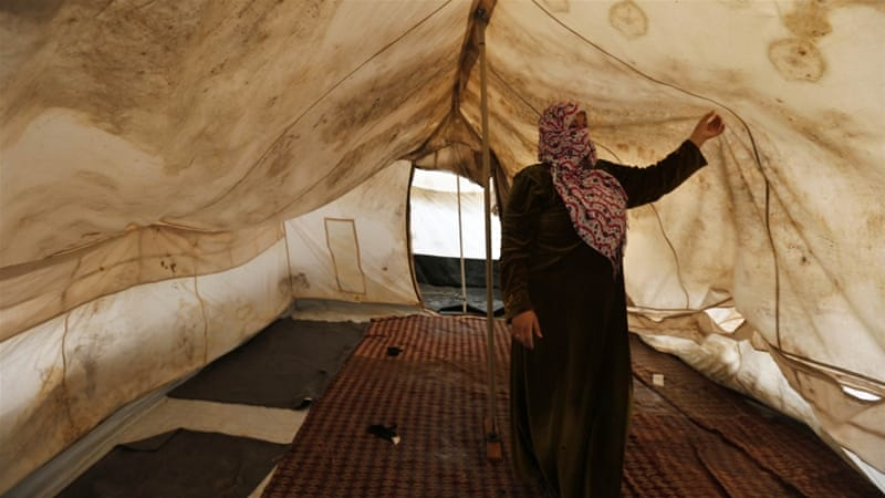 Female refugees are more susceptible to abuse [Reuters]