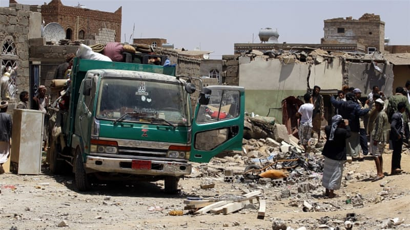 UN says Yemen 'on verge of total collapse'