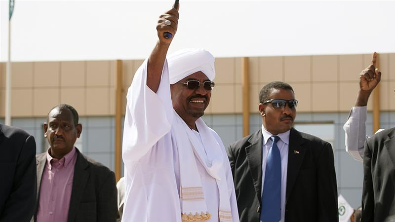 Sudan's President Omar al-Bashir has been in power for 25 years [Sorin Furcoi/Al Jazeera]
