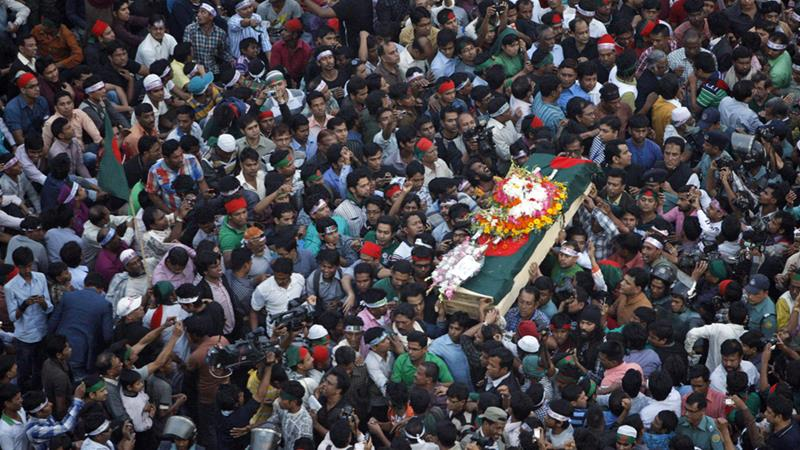 Bangladesh: Politics, religion and the limits of speech