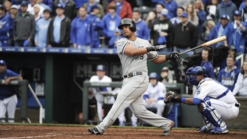 Cuban Jose Abreu plays for the Chicago White Sox [Getty Images]