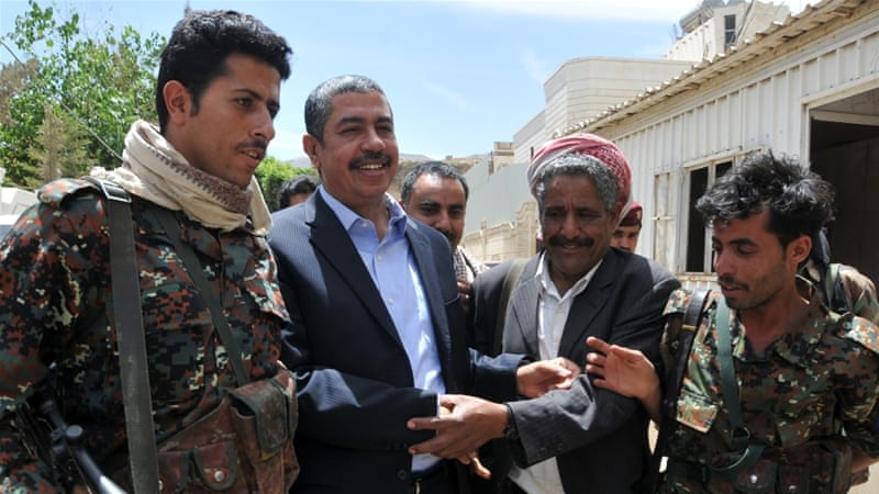 Former Yemeni Prime Minister Khaled Bahah has been appointed as Yemen's vice president [AFP]