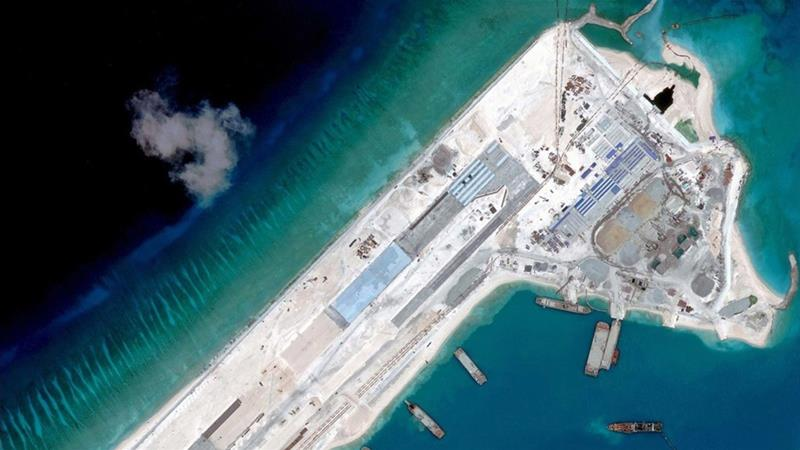 Are China's ambitions in the South China Sea a threat?