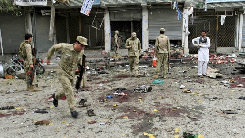 Afghan leader blames ISIL for deadly Jalalabad bombings