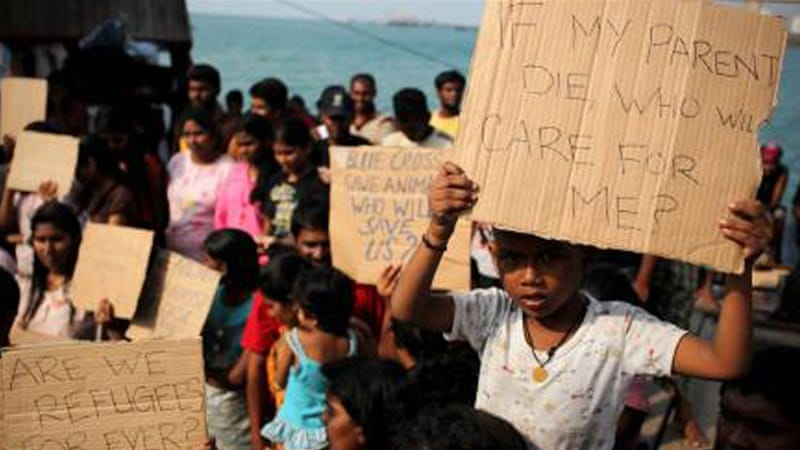 asylum seekers in australia essay Free essay: asylum seekers have been escaping their hostile countries for decades now, but where are they fleeing to not to australia with the australian.