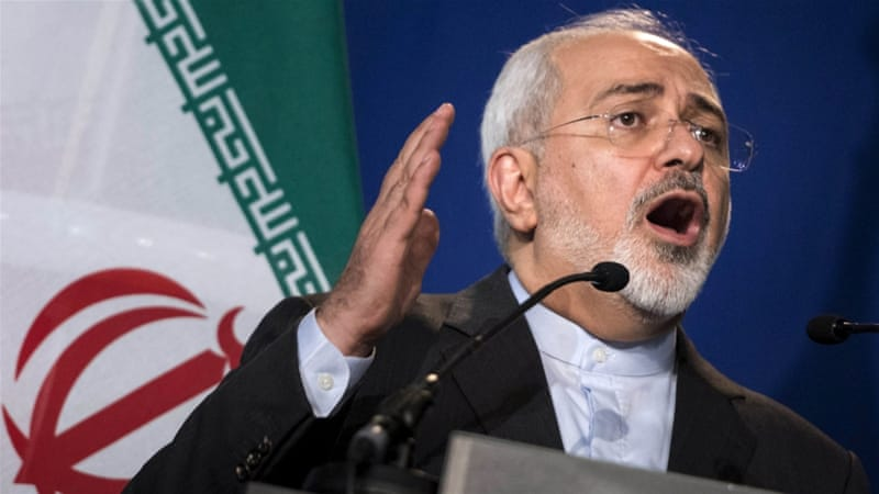 Iranian Foreign Minister Mohammad Javad Zarif called the deal a 'win-win' agreement [Reuters]