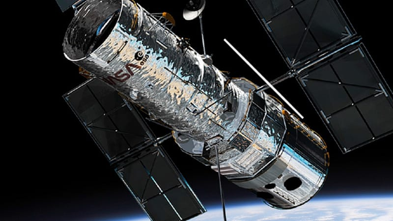As a powerful tool of scientific discovery hubble space telescope