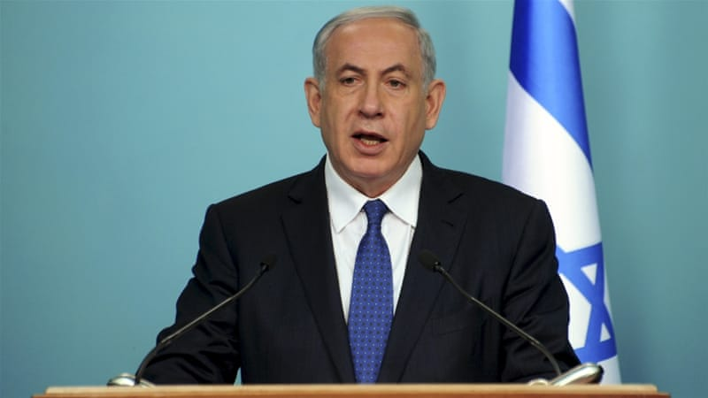 "Israeli Prime Minister Benjamin Netanyahu has voiced his ""strong opposition"" to the deal [Reuters]"
