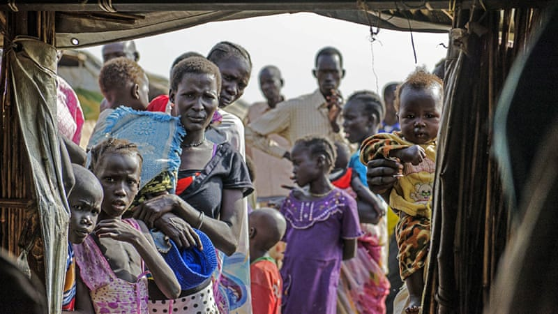 South Sudan, which gained independence from Sudan in 2011, descended into chaos in December 2013 [Getty Images]