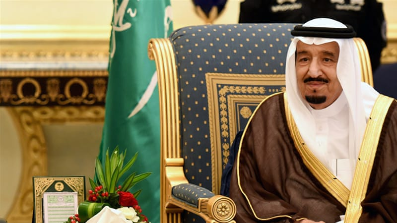 Saudi Arabia's King Salman has allocated on Wednesday $265m for a Yemen relief [AFP]