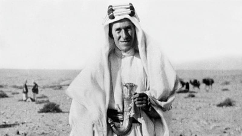 Image result for t.e. lawrence