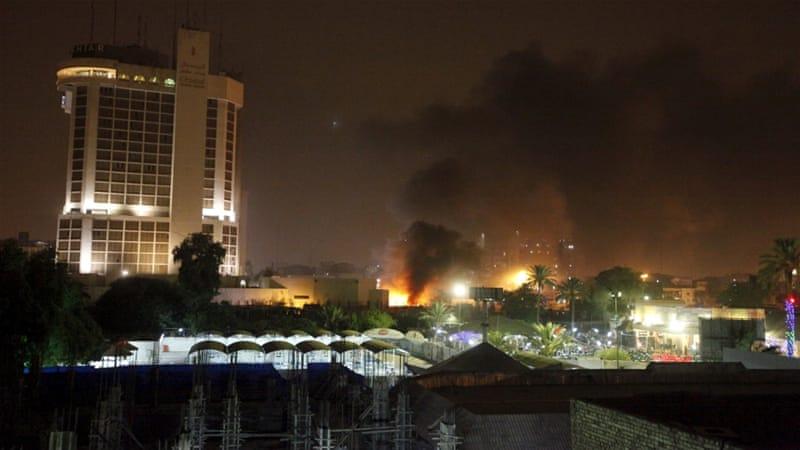 car bombs Baghdad