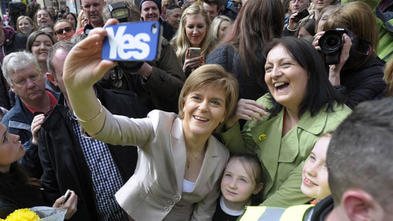 Scottish party
