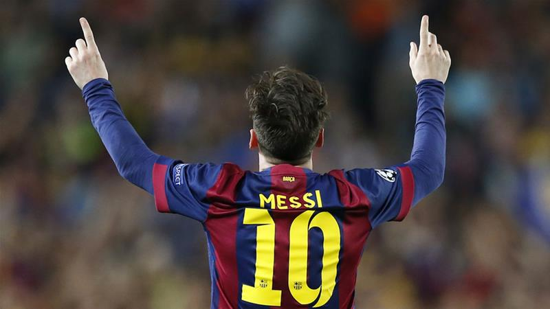 Messi cleared in Barcelona tax fraud case
