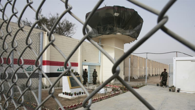Iraq's Abu Ghraib prison became infamous for its brutal humiliation and torture of detainees [AP]