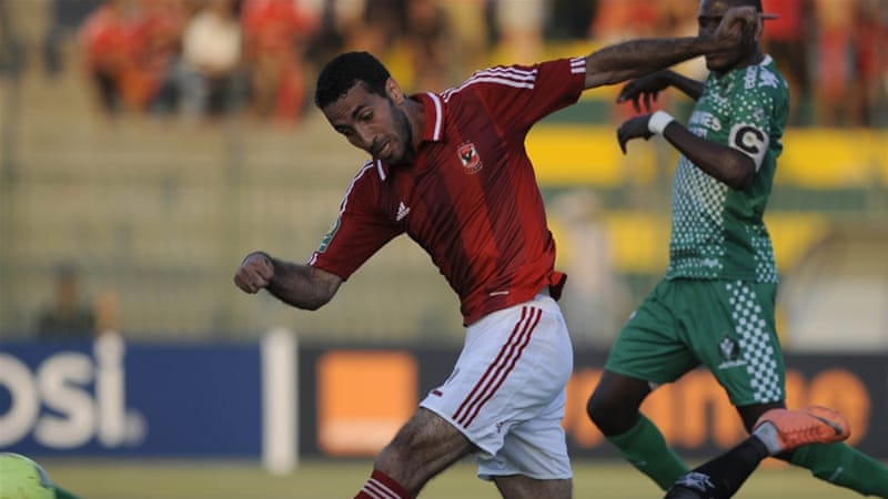 Aboutrika is one of Egypt's most successful footballers ever [AFP]