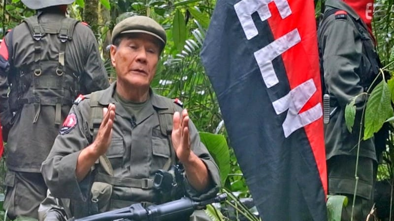 The ELN, founded by radical priests inspired by the Cuban revolution, has been battling the government for 51 years [Reuters]