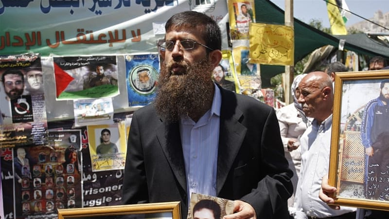 Palestinian prisoner to be released