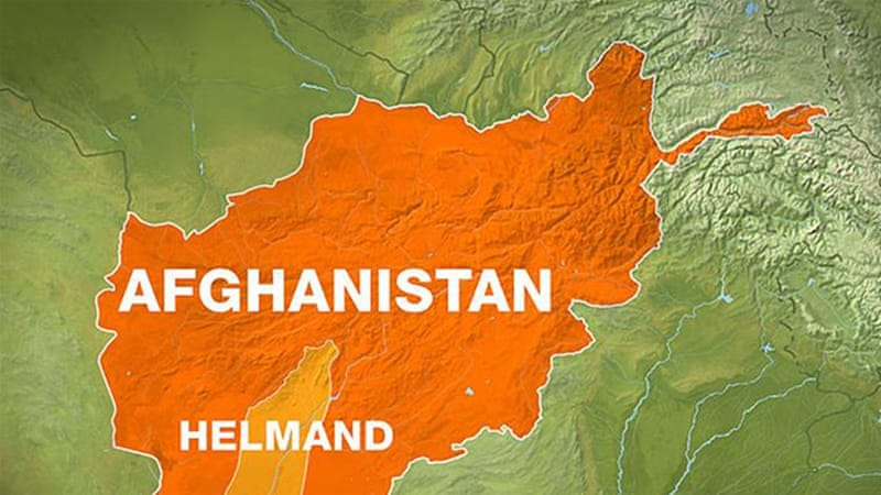 At least 80 percent of the Helmand province is controlled by the Taliban [Al Jazeera]