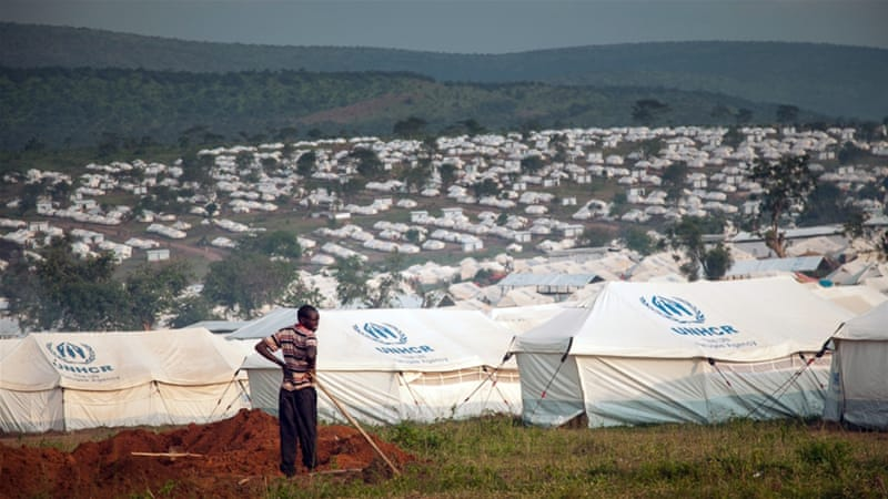 At least 127,000 Burundians have fled to neighbouring countries [Zoe Flood/Al Jazeera]