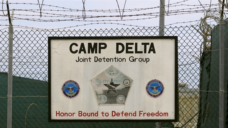 The exterior of Camp Delta at the US Naval Base at Guantanamo Bay [Reuters]