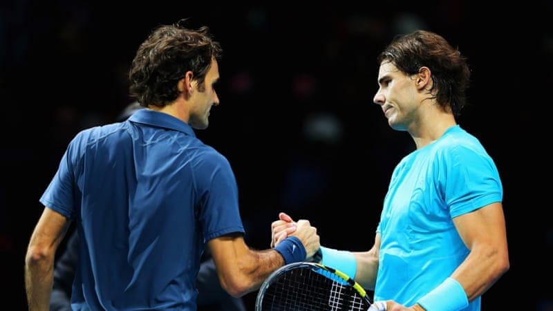 Federer and Nadal have won 31 Geand Slams between them [Getty Images]