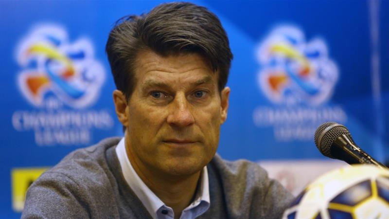 Laudrup is a former Real Madrid and Barcelona player [Getty Images]