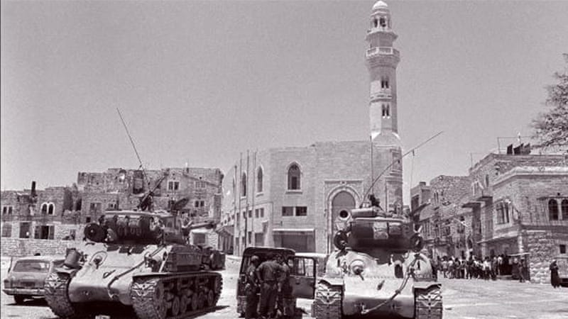 The Six Day War 48 Years On