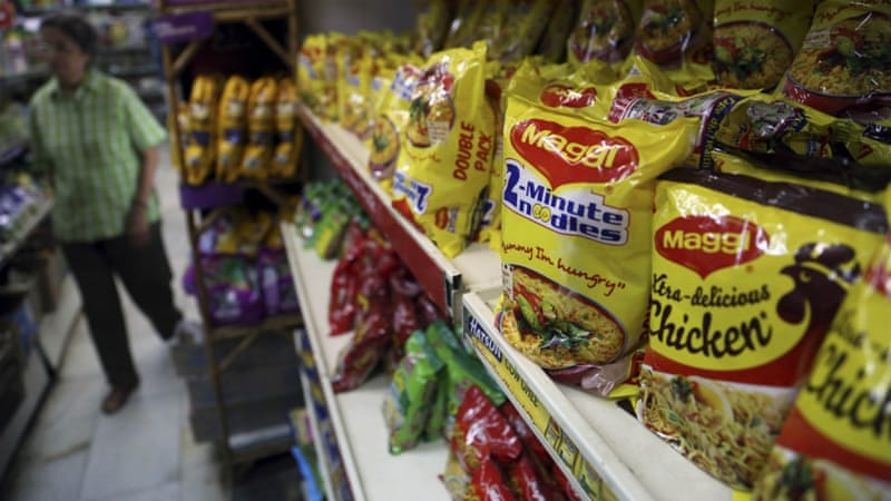 Maggi vs Delhi Belly: India's food safety conundrum | | Al