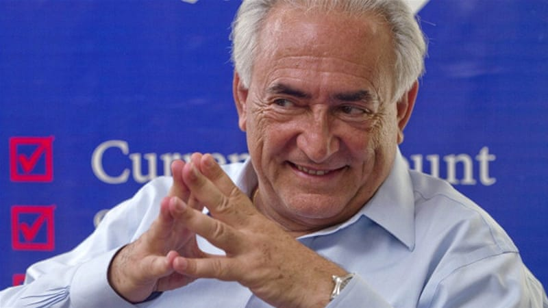 The end of Strauss-Kahn's legal trouble will only aid his political return, writes Piet [AFP]