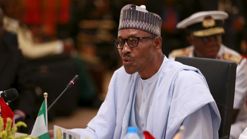 President Muhammadu Buhari is under pressure to step up operations against Boko Haram [Reuters]