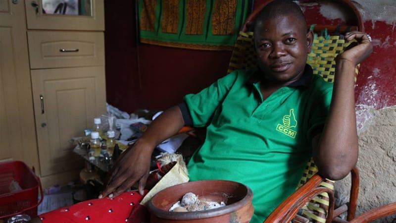 Brutal black magic in Tanzania's election | Africa | Al Jazeera